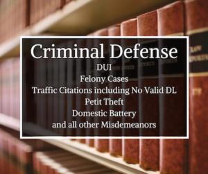 criminal defense attorney orlando